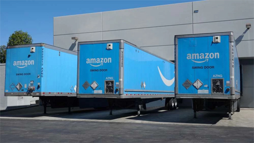 As Amazon issues warehousing blockade, carriers scramble to make sense of early peak season and retail wave'
